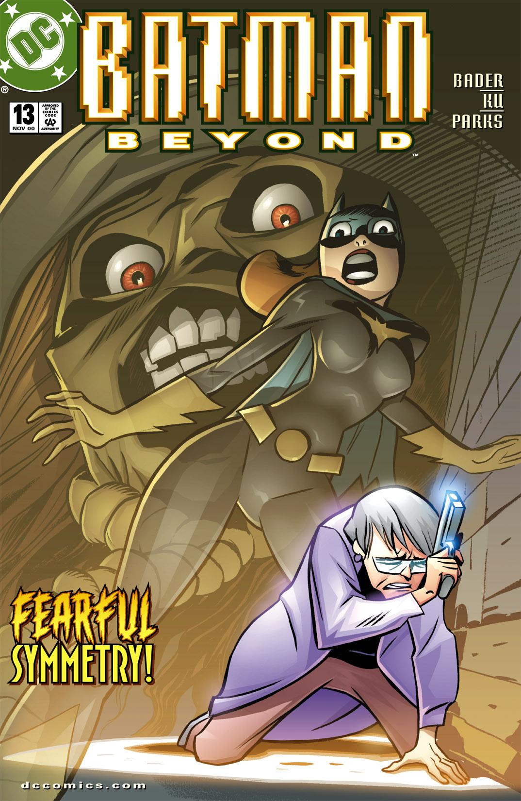Batman Beyond [II] 13 Page 1