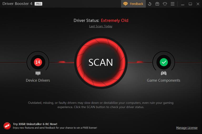 Resultado de imagen para iObit Driver Booster 4.1.0 Pro