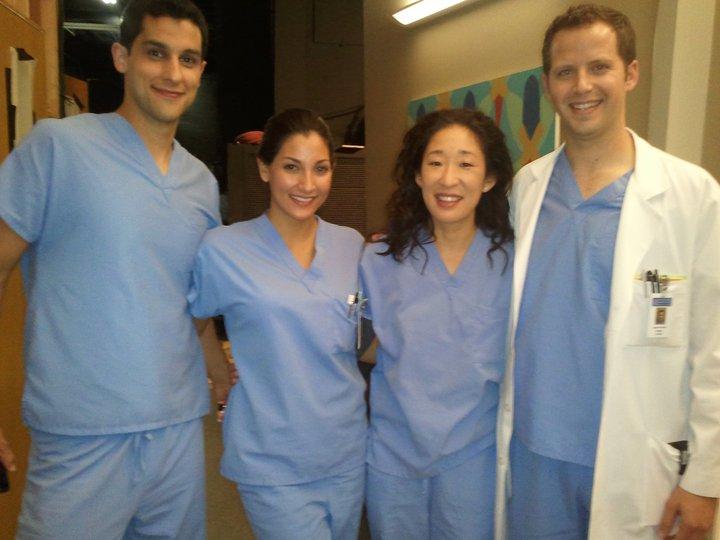 Grey's Anatomy CZ/SK Forum • Zobrazit téma - 8. SÉRIE - Fotky