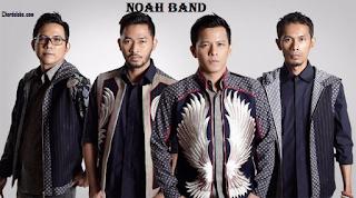 10 lagu Terbaik dan Terpopuler Noah Band