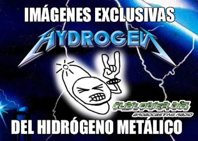hidrógeno metálico cualquier día meme