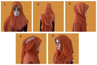 Cara Hijab Instan Terbaru