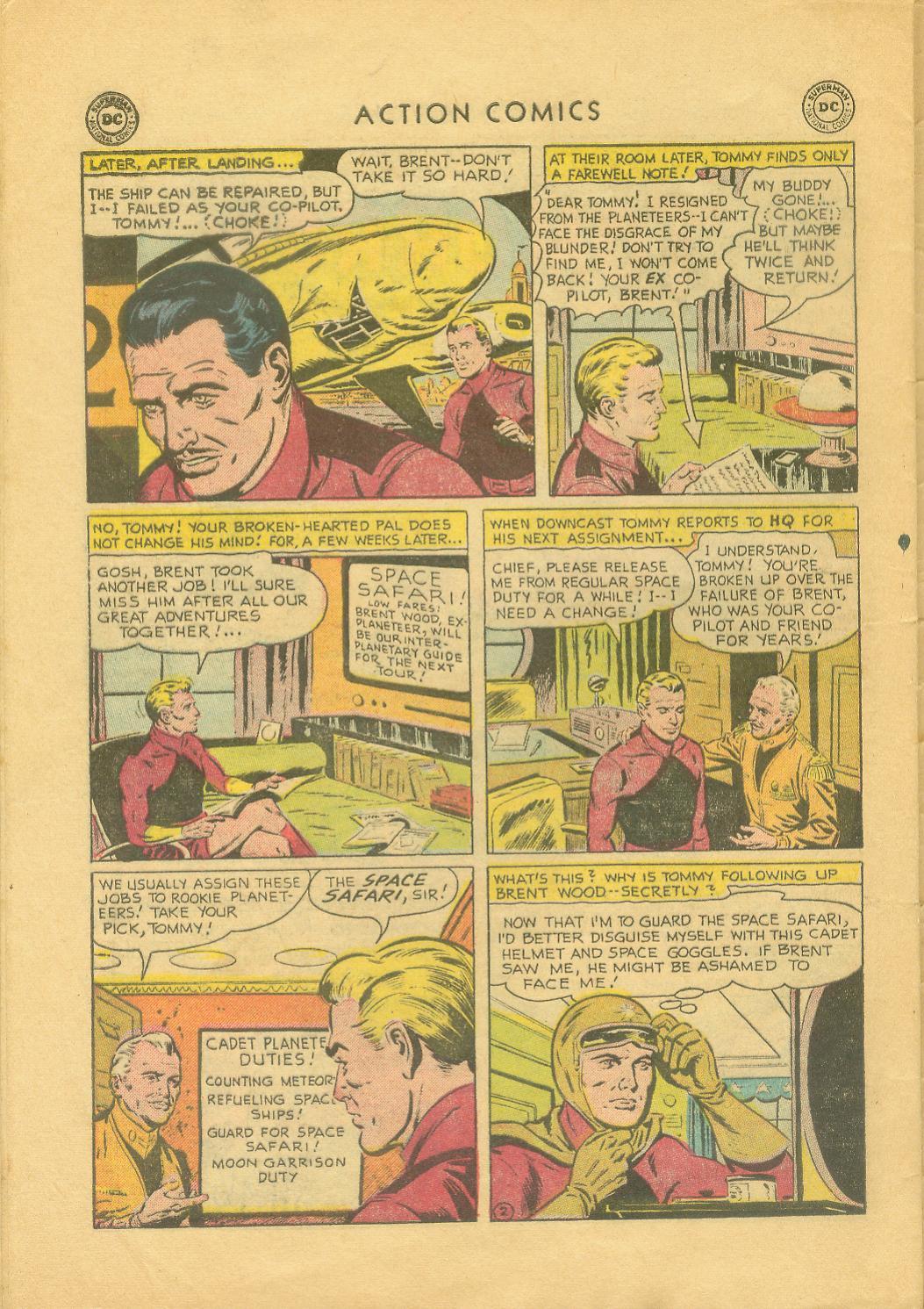 Action Comics (1938) 216 Page 28