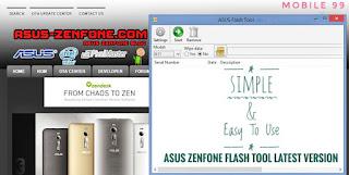 ASUS ZENFONE Flash Tool Latest Version V2 0 1 Free Download