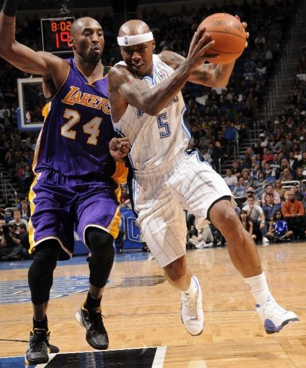 bf1a1eea4b0 ... Air Jordan 13 Retro Quentin Richardson PE Sneaker he rocked on the  court against the Lakers, NICE!!! Check out a full image of Quentin vs Kobe  rockin ...