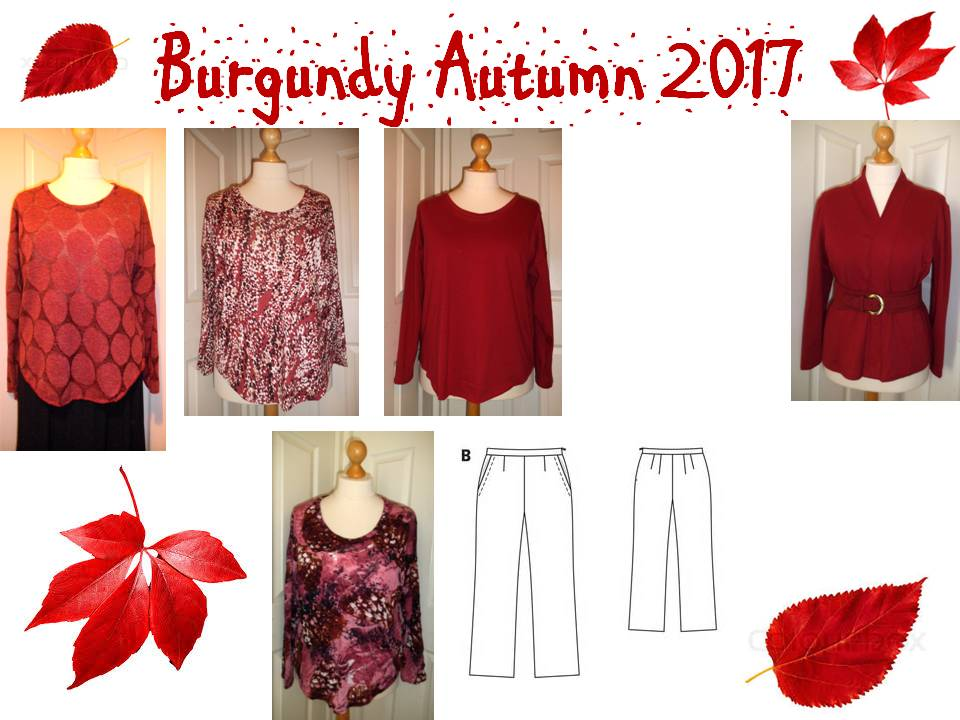 Burgundy Autumn 2017