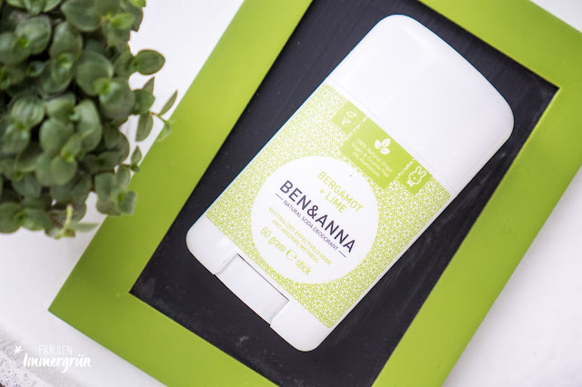 Ben & Anna Deostick Bergamot + Lime / Persia Lime