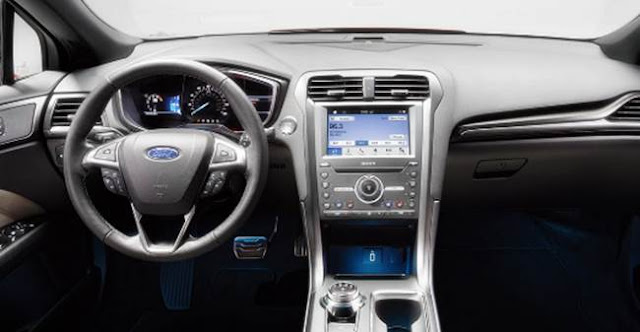 2018 Ford Mondeo Review