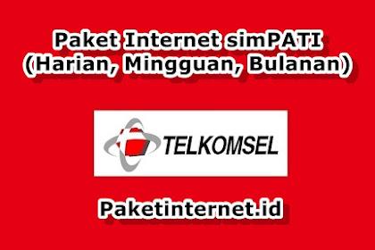 √ Paket Internet simPATI Murah (Harian, Mingguan, Bulanan) 2020