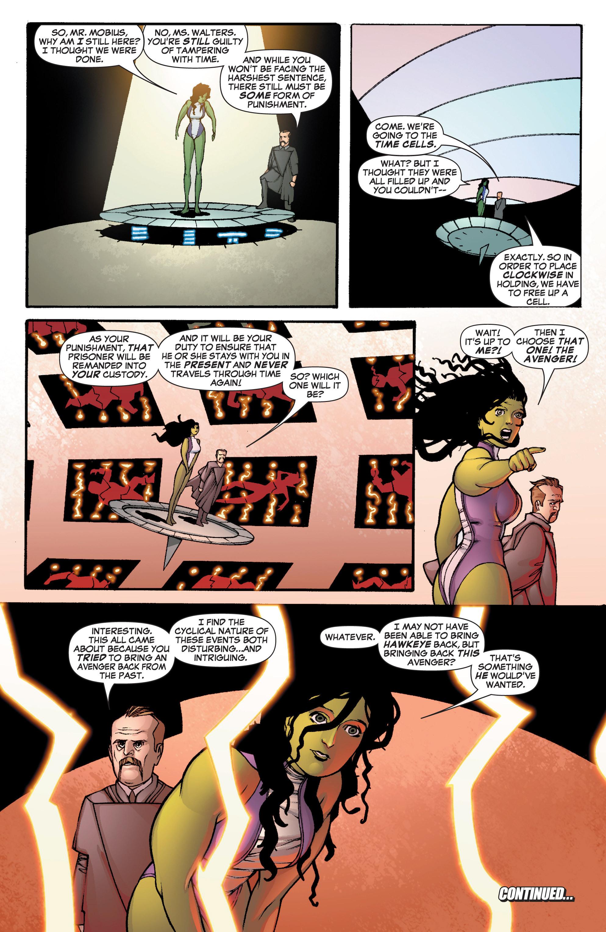 Read online She-Hulk (2005) comic -  Issue #3 - 38