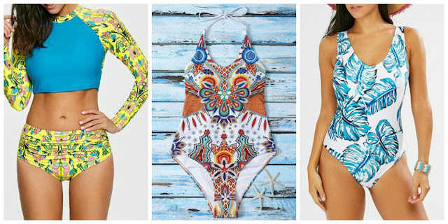 My Sammydress Wishlist: Swimwear