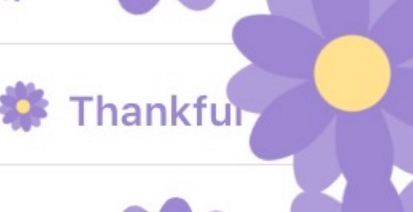 facebook thankful reaction