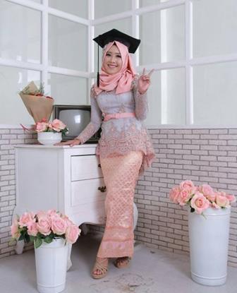 Kebaya Hijab Graduation Hijabika Com