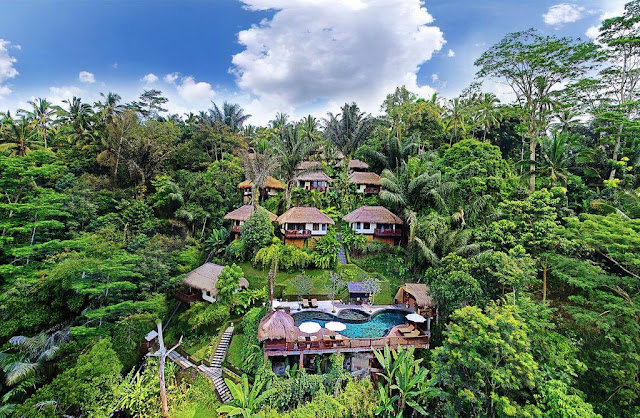 Nandini Jungle Resort & Spa Bali, Indonesia review