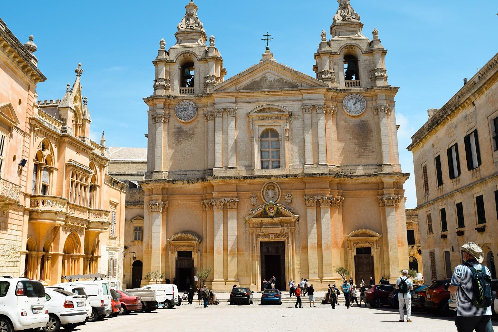 St Paul`s Cathedral, L-Imdina