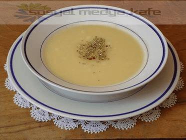Sarımsaklı Vegan Çorba Tarifi