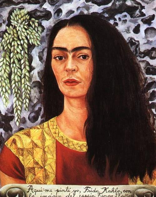 pachi and her favorite art the art of frida kahlo. Black Bedroom Furniture Sets. Home Design Ideas