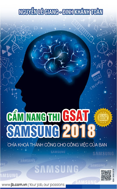 Cẩm nang thi GSAT Samsung 2018