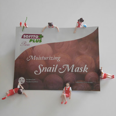 moistruizing snail mask