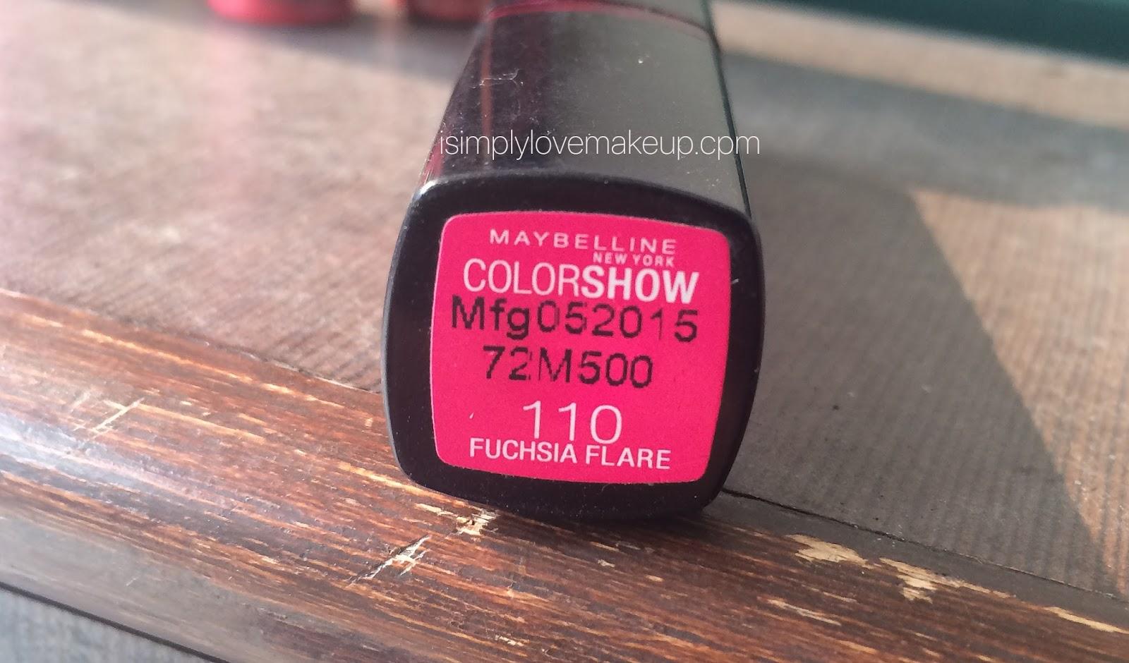 3e90cac78f4 Price of Mayballine Colorshow Lipstick