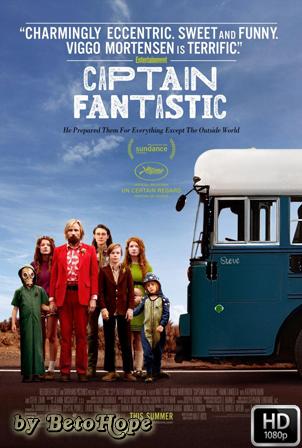 Capitan Fantastico [2016 [Latino-Ingles] HD 1080P  [Google Drive] GloboTV