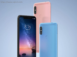 Xiaomi Redmi Note 6 Pro Launch in India | Xiaomi Redmi Note 6 Pro Full Specification & Features & Price