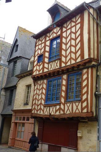 Rue de la Beaudrairie, Vitré.