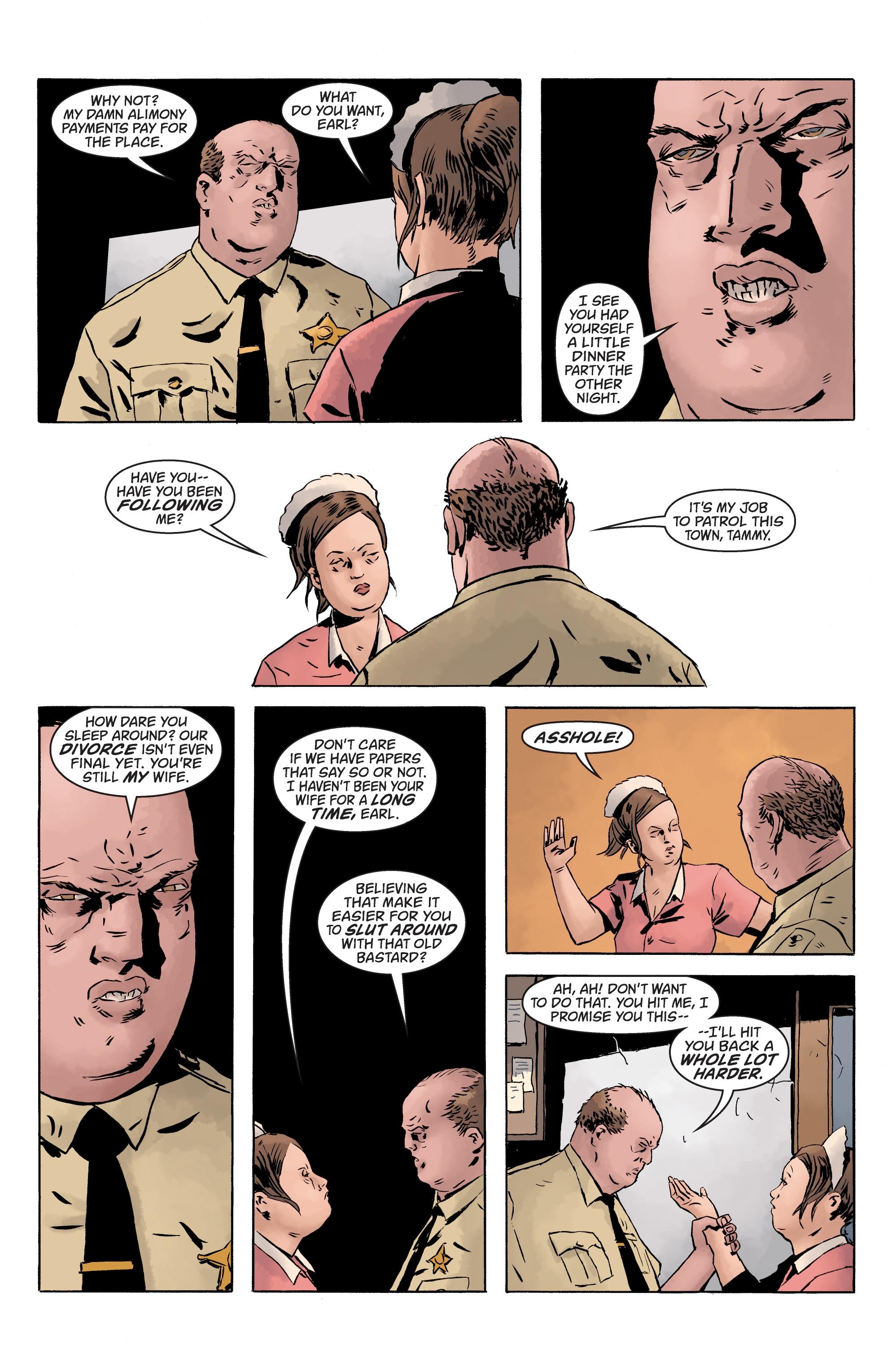 Read online Black Hammer comic -  Issue #10 - 10