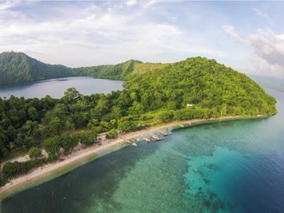 Pulau Satonda - Fenomena Danau Purba dan Pohon Harapan