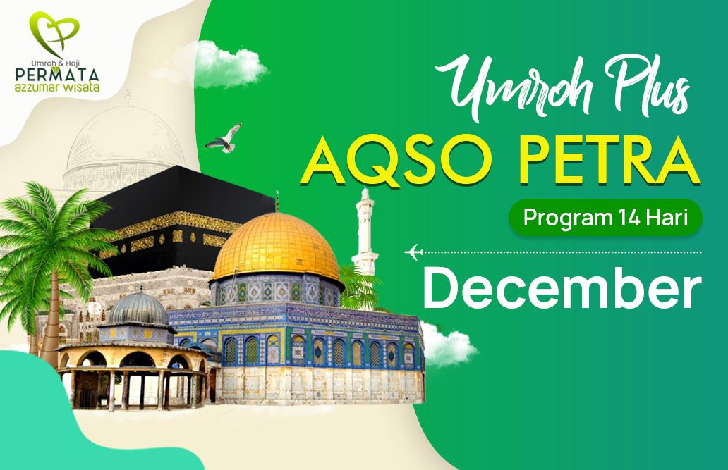 Promo Paket Umroh plus aqso Biaya Murah Jadwal Bulan December 2020