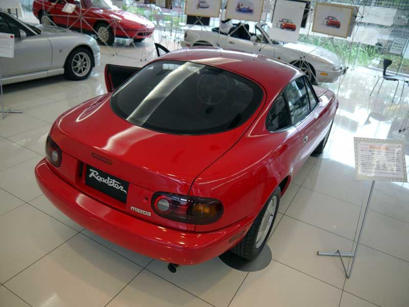Eunos Roadster coupe