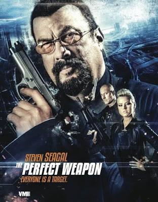The Perfect Weapon 2016 DVDR R1 NTSC Latino