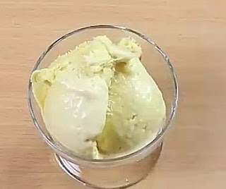 how to make butterscotch ice cream step by step