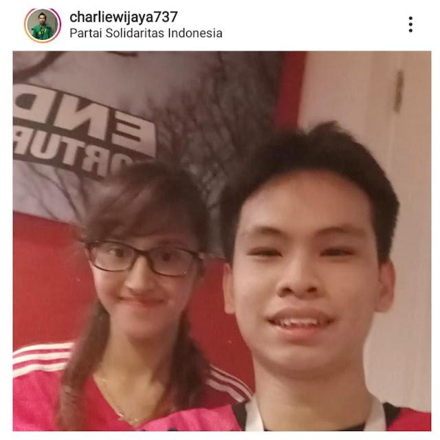 Charlie Wijaya PSI