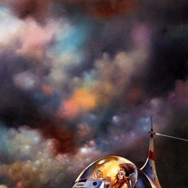 Pixel Atômico Classic Sci Fi Illustrations 8 Boris Vallejo