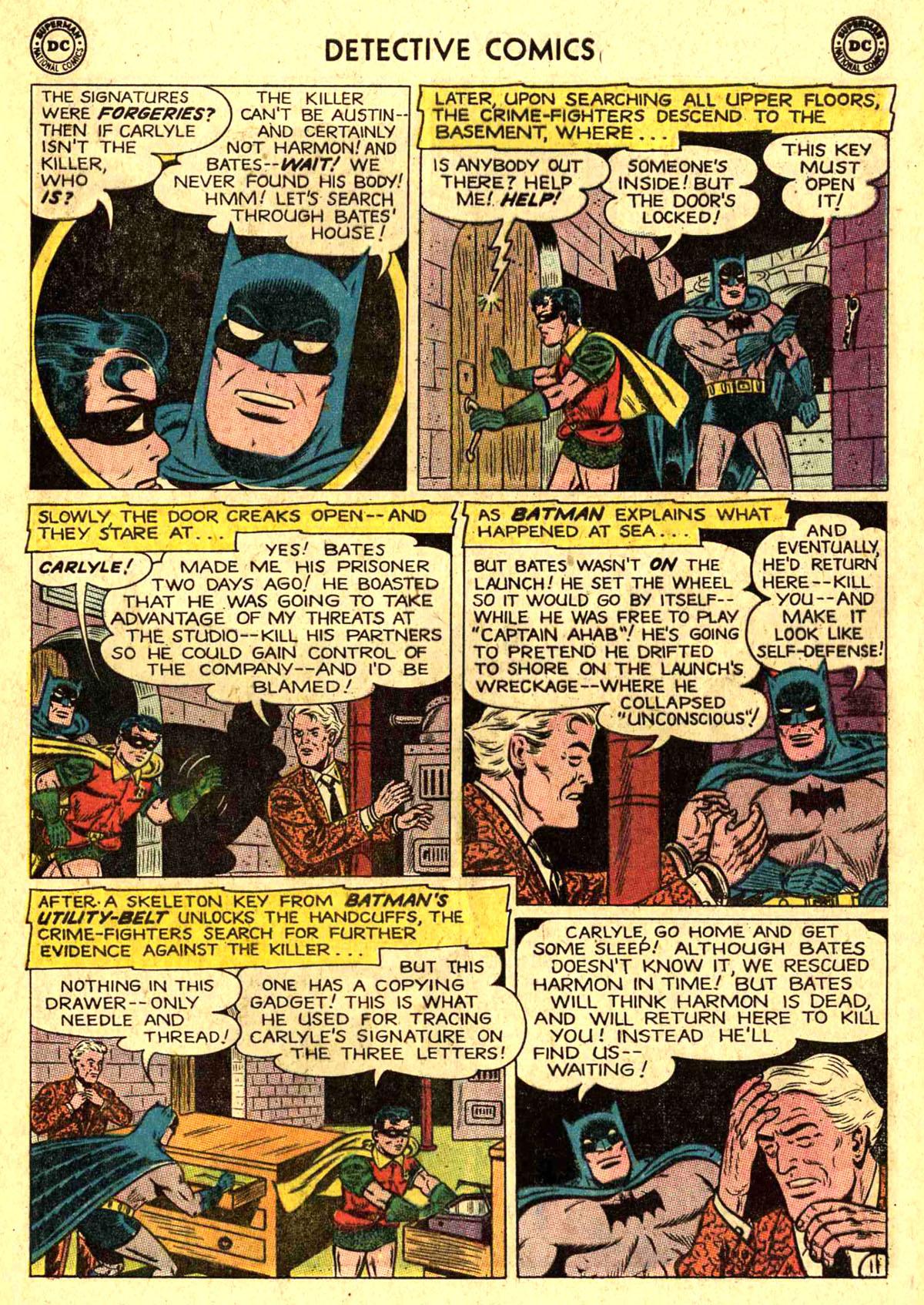 Detective Comics (1937) 314 Page 12