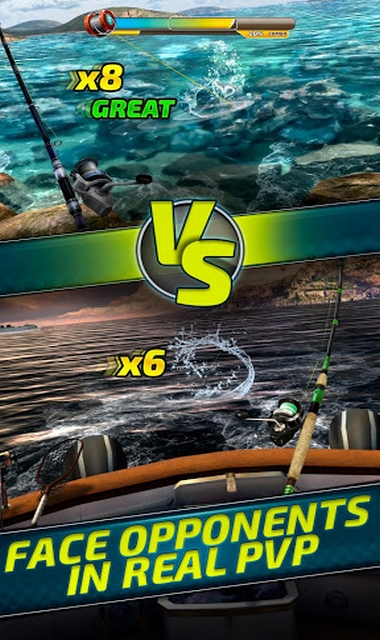 Fishing Clash Mod Apk