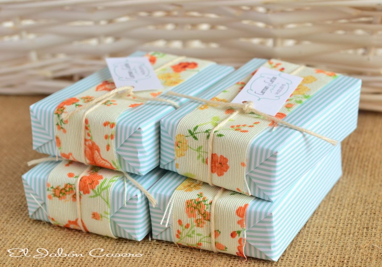 regalos vintage para invitadas jabones naturales para bodas