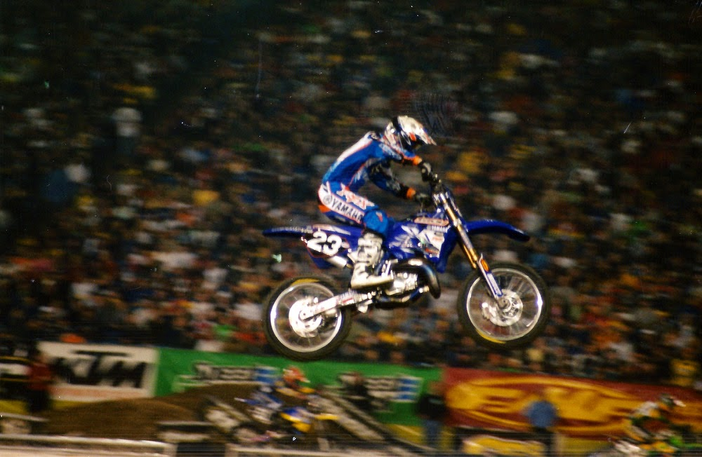 Nick Wey Pontiac Supercross 2001