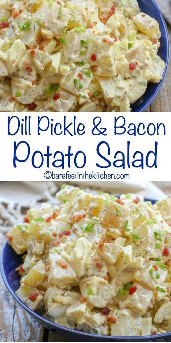 Bacon Potato Salad