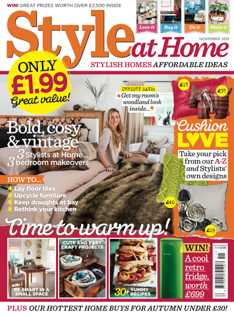 Style at Home November 2013