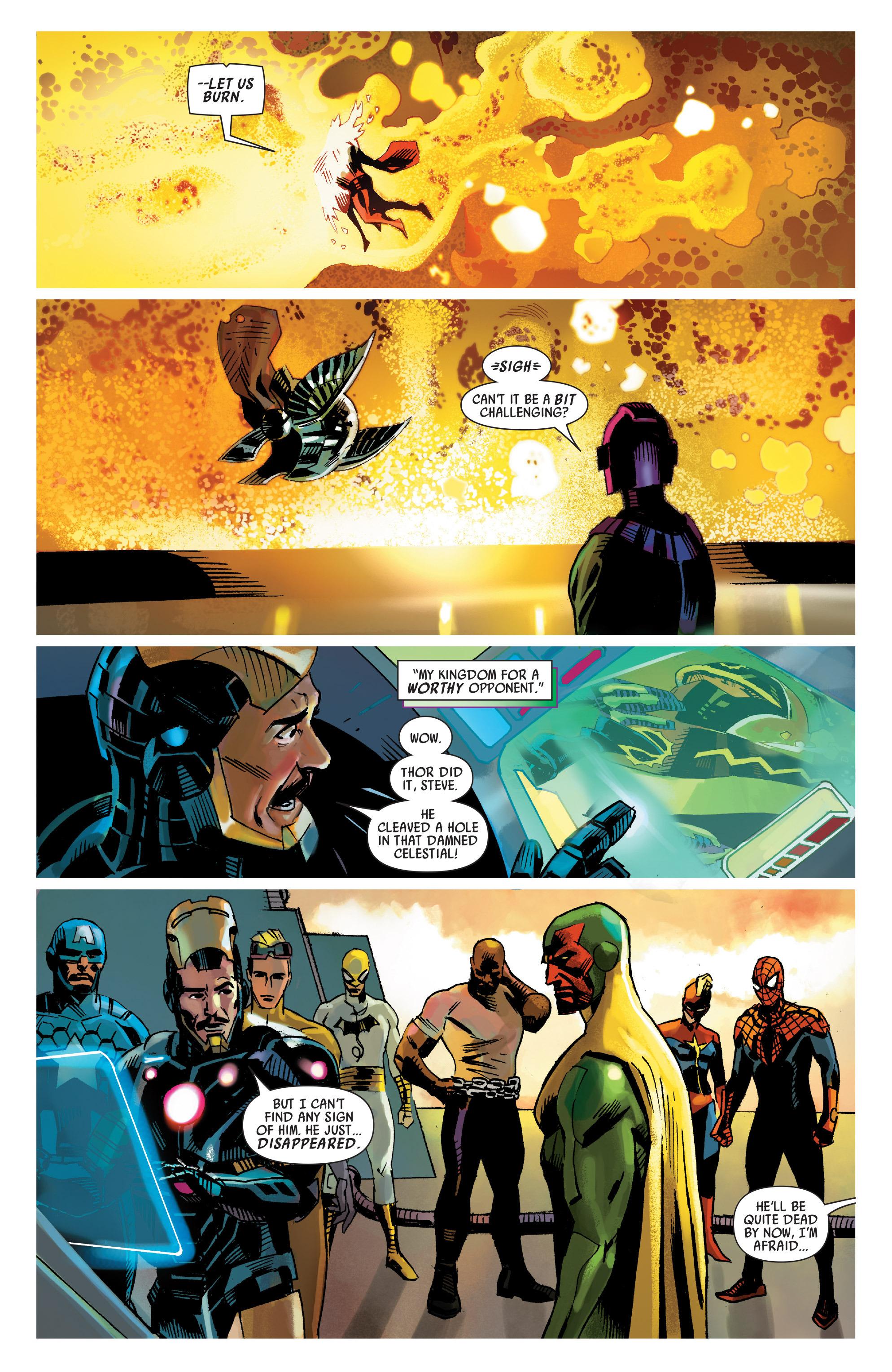 Read online Uncanny Avengers (2012) comic -  Issue #21 - 18