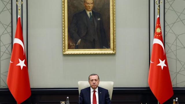 Οι αμφισβητήσεις της Τουρκίας και ο κατευνασμός της