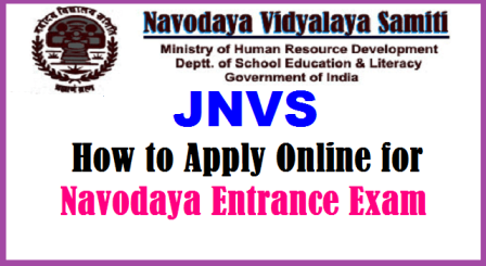 Navodaya Entrance Test 2018 How to Apply/Register Online @Common Service Centre Required Certificates-Know More JNVST 2018 Online Registration Process | Navodaya Vidyalaya Samithi introduced Online System to Apply for Navodaya Vidyalaya Samithi 6th Class Entrance Exam 2018 onwards | Inntended students have to Register Online to attempt Navodaya Entrance Test 2018 | While Applying Online Students have have to Produce a Certificate from Headmaster of concern School where the student studying for the last 3years. Students have to visit Common Service Centre to Register/ Apply Online to upload Online Application Form navodaya-6th-class-entrance-test-how-to-apply-register-online-common-service-cetre-csc-download-certificate How To Apply Online for JNV Navodaya Selection/Entrance Exam-2018/2017/09/navodaya-6th-class-entrance-test-how-to-apply-register-online-common-service-cetre-csc-download-certificate..html