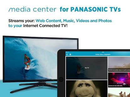 Panasonic TV Media apk