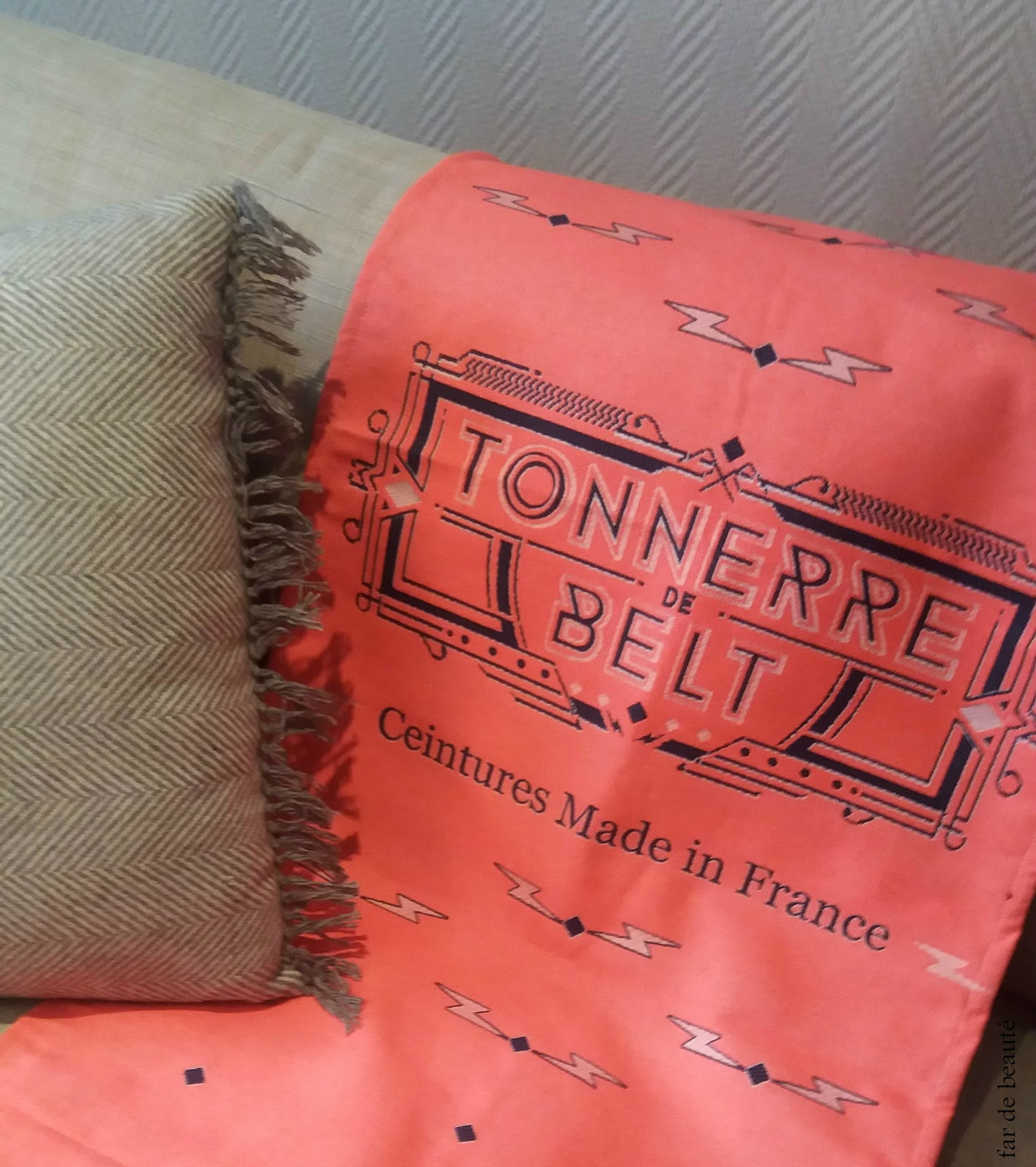 38c35a69cd80 Tonnerre De Belt   les ceintures Made In France