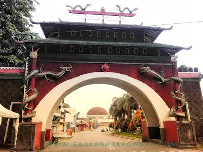 Wajah Baru Kampung Pecinan Bengkulu