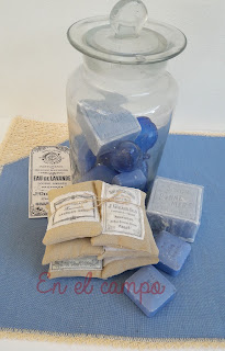 perfumar armarios lavanda costura bolsitas saquitos