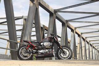LAPAK MOGE HD BEKAS : Sporster 1200 Tahun 2002 - BEKASI