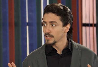 Jerônimo em cena da novela das 19h da Globo, Verão 90 (Foto: Reprodução)